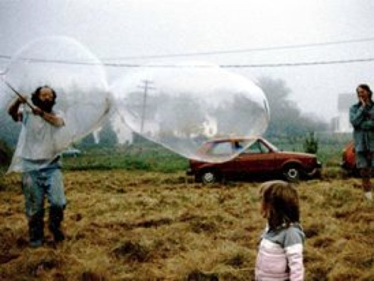 Inventing the Bubble Thing