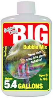 Bubble Thing BIG Bubble Mix - Turns dish soap into giant bubbles